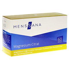Magnesiumcitrat Menssana Kapseln 60 Stück