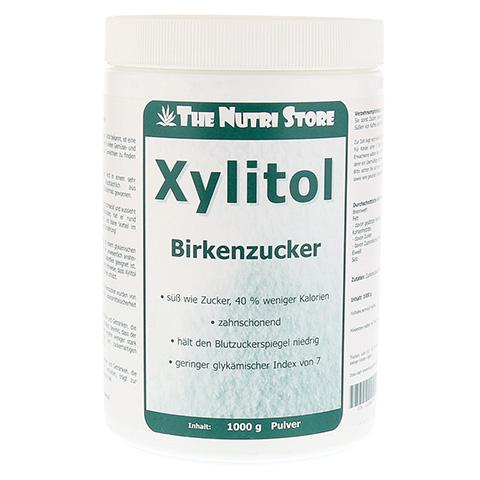 XYLITOL Birkenzucker Pulver 1000 Gramm