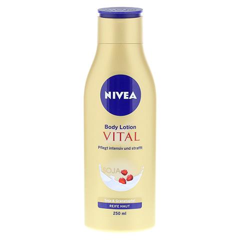 NIVEA BODY Vital reichhaltige Body Lotion 250 Milliliter
