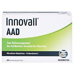 Innovall Microbiotic AAD Pulver 28x5 Gramm - Vorderseite