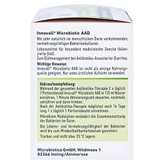 Innovall Microbiotic AAD Pulver 28x5 Gramm - Linke Seite