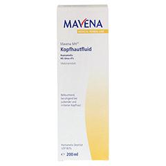 MAVENA MH Kopfhautfluid 200 Milliliter - Vorderseite
