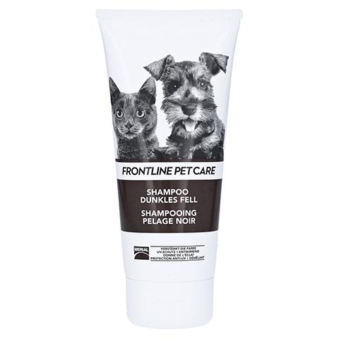 FRONTLINE PET CARE Shampoo für dunkles Fell vet. 200 Milliliter