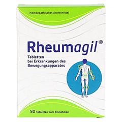 RHEUMAGIL Tabletten 50 Stück - Vorderseite