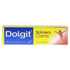 DOLGIT Schmerzcreme 150 Gramm N3 - Vorderseite