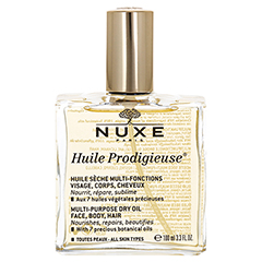 NUXE Huile Prodigieuse NF 100 Milliliter - Vorderseite