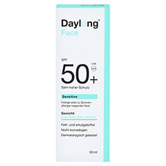 DAYLONG Face Gelfluid SPF 50+ 50 Milliliter - Vorderseite