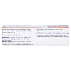 Voltaren Schmerzgel forte 23,2mg/g 100 Gramm N2 - Oberseite