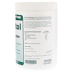 XYLITOL Birkenzucker Pulver 1000 Gramm - Linke Seite