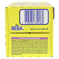 Nestle BEBA PRO HA Pre trinkfertig 8x200 Milliliter - Linke Seite