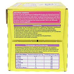 Nestle BEBA PRO HA Pre trinkfertig 8x200 Milliliter - Rechte Seite