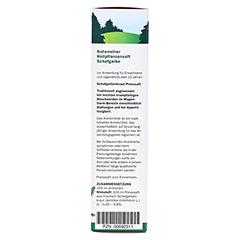 Schafgarbe naturreiner Heilpflanzensaft Schoenenberger 200 Milliliter - Rechte Seite