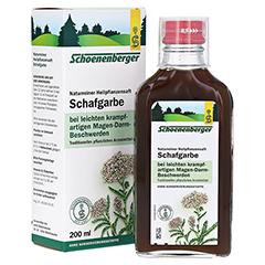 Schafgarbe naturreiner Heilpflanzensaft Schoenenberger 200 Milliliter