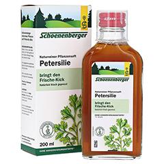 PETERSILIE Schoenenberger Heilpflanzensäfte 200 Milliliter