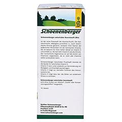 Schoenenberger Acerola Naturtrüber Fruchtsaft 3x200 Milliliter - Linke Seite