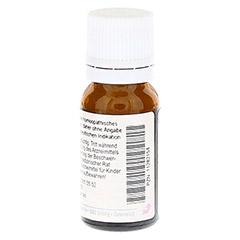PHOSPHORUS C 30 Globuli 10 Gramm - Rückseite