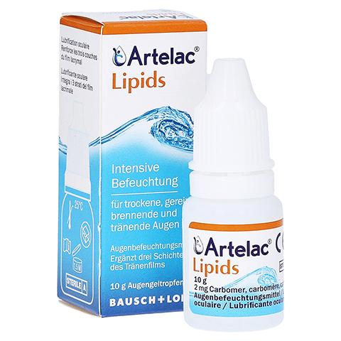 Artelac Lipids MD Augentropfen 1x10 Gramm