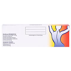 Diclofenac Heumann 100 Gramm N2 - Rückseite