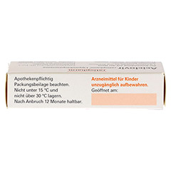 Aciclovir-ratiopharm Lippenherpescreme 2 Gramm N1 - Oberseite