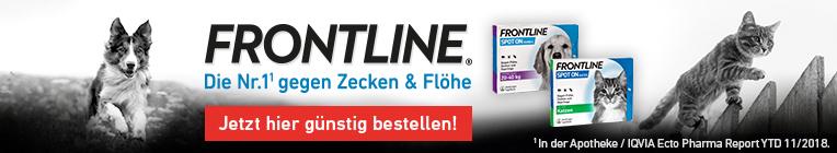 Produktauswahl Frontline