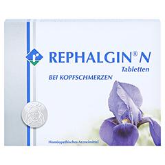 REPHALGIN N Tabletten 50 Stück N1 - Vorderseite