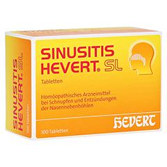 SINUSITIS HEVERT SL Tabletten 100 Stück N1