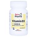 Vitamin D3 2.000 I.E. Kapseln 90 Stück