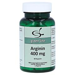 ARGININ 400 mg Kapseln 60 Stück