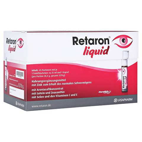 RETARON liquid Trinkampullen 45x25 Milliliter