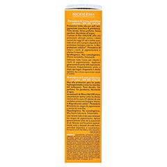 BIODERMA Photoderm M Anti-Pigment Cre.SPF 50+ dore 40 Milliliter - Linke Seite