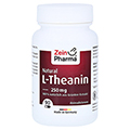L-THEANIN Natural 250 mg Kapseln ZeinPharma 90 Stück