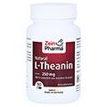 L-THEANIN Natural 250 mg Kapseln ZeinPharma 90 Stück