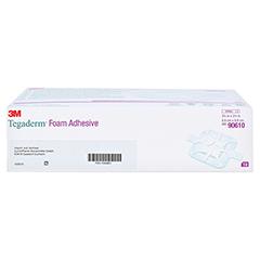 TEGADERM Foam Adhesive 8,8x8,8 cm 90610 10 Stück - Rechte Seite