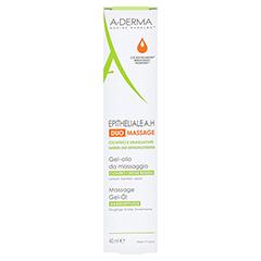 A-DERMA EPITHELIALE A.H DUO Massage Gel-Öl 40 Milliliter - Vorderseite