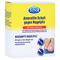 Amorolfin Scholl gegen Nagelpilz 2.5 Milliliter N1