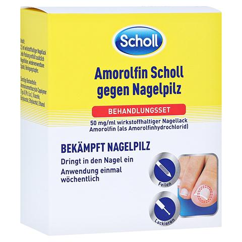 Amorolfin Scholl gegen Nagelpilz Behandlungsset 2.5 Milliliter N1