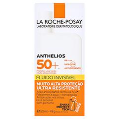 ROCHE-POSAY Anthelios Shaka Fluid LSF 50+ + gratis La Roche Posay Posthelios After-Sun 40 ml 50 Milliliter - Rückseite