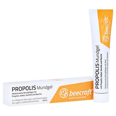 Beecraft Propolis Mundgel 20 Milliliter