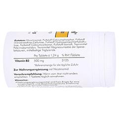 NICOPEL Nicotinamid 500 mg Kapseln 60 Stück - Rechte Seite