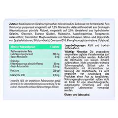 ARMOLIPID Tabletten 30 Stück - Rückseite
