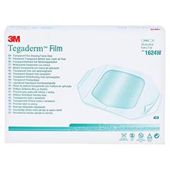 TEGADERM 3M Film 6x7 cm 1624W 100 Stück - Vorderseite