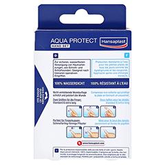 Hansaplast Aqua Protect Hand-Set 16 Stück - Rückseite