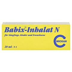 Babix-Inhalat N 20 Milliliter N1 - Vorderseite