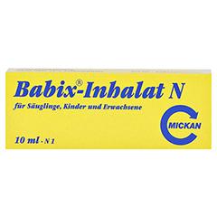 Babix-Inhalat N 10 Milliliter N1 - Vorderseite