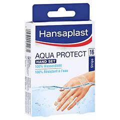 Hansaplast Aqua Protect Hand-Set 16 Stück