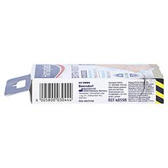 Hansaplast Extra Robust waterproof Pflaster 16 Stück - Linke Seite