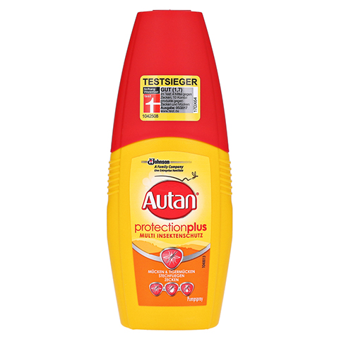 AUTAN Protection Plus Pumpspray 100 Milliliter