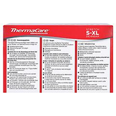 THERMACARE Rückenumschläge S-XL z.Schmerzlind. 6 Stück - Rückseite