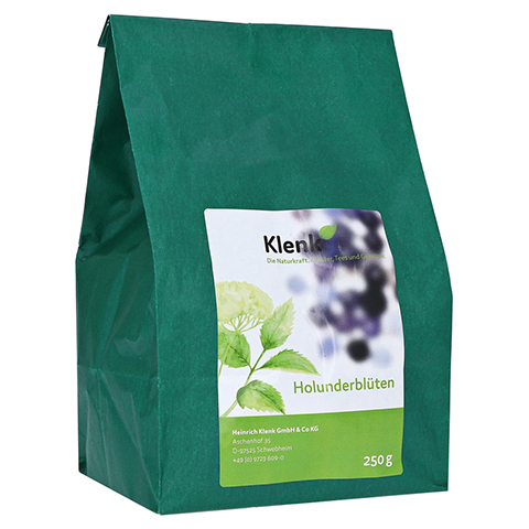 Holunderblüten Tee 250 Gramm