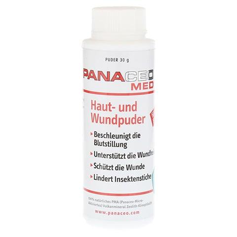 PANACEO MED Wundpuder 30 Gramm